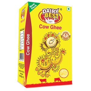 COW GHEE in RT PACK